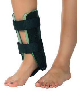 ayak bileği stabilizasyon ortezi (aircast) havalı bedensiz