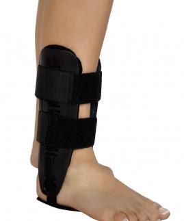 ayak bileği stabilizasyon ortezi (aircast) süngerli bedensiz