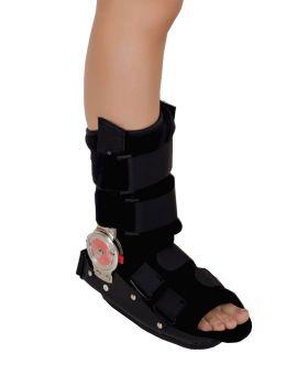 ayarlanabilir eklemli kontraktür ortezi kısa ( rom walker )