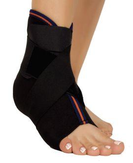 bandajlı ayak bilekliği