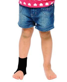 çocuk basit ayak bilekliği