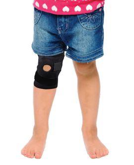 çocuk ligament ve patella destekli (fleksible balenli ) dizlik