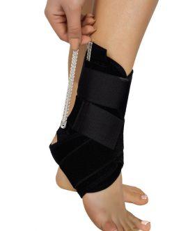 fleksible balenli ayak bilekliği bedensiz