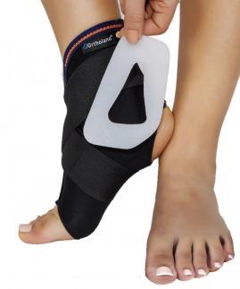ligament destekli önü açılır ayak bilekliği