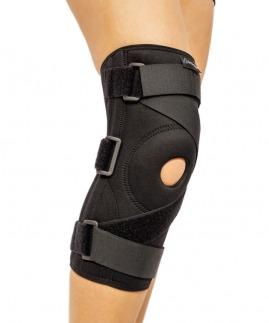 ligament ve patella destekli çapraz bantlı dizlik bedensiz