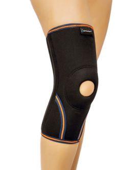ligament ve patella destekli (fleksible balenli ) dizlik