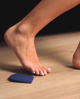 silikon yapışkanlı kumaş kaplı topukluk