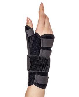 statik başparmak destekli el bilek splinti bedensiz (neopren kumaş)