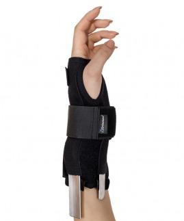 statik el bilek splinti çift taraflı bedensiz ( neopren kumaş )